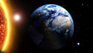 地球 太陽